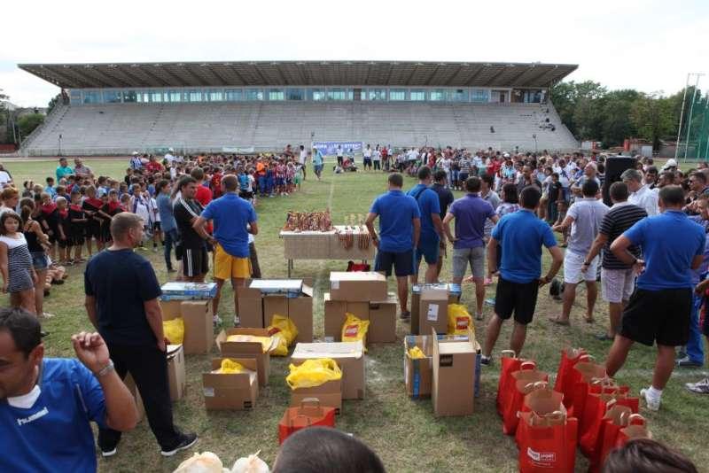 Cupa SportTeam Bucuresti 2012