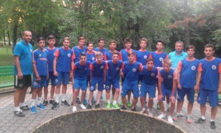 Juniorii C au ajuns la Buzău!