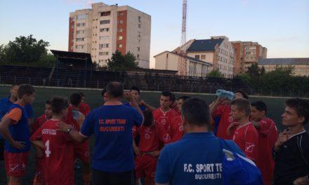 Academia Sport Team invinge cu 1-0 pe LPS Buzau