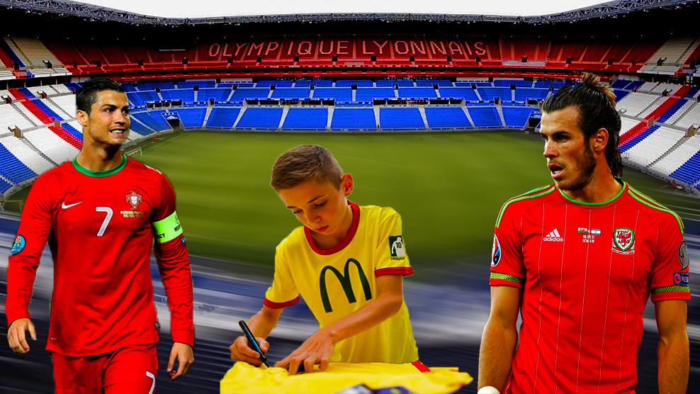 Academia de Fotbal Sport Team va avea un jucător în semifinalele Campionatului European 2016!