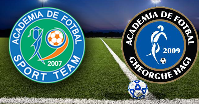 Academia Sport Team invinge Academia Hagi cu 5-1