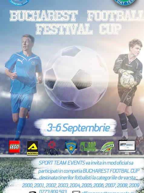 Bucharest Football Festival 2015 !!!