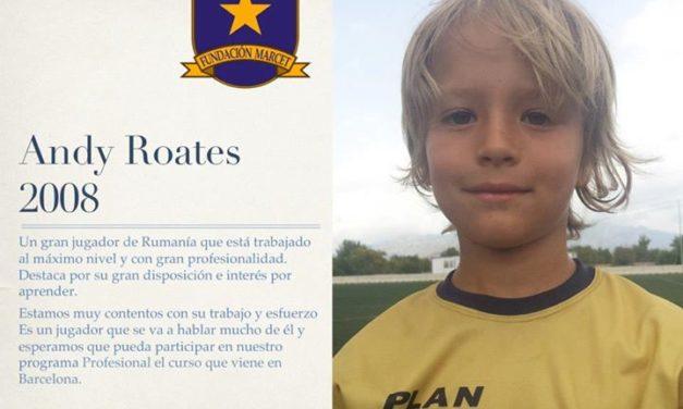 """Team"""" Bucuresti, Adrei Roates, se afla in tabara de pregatire sportiva de la Mallorca"""