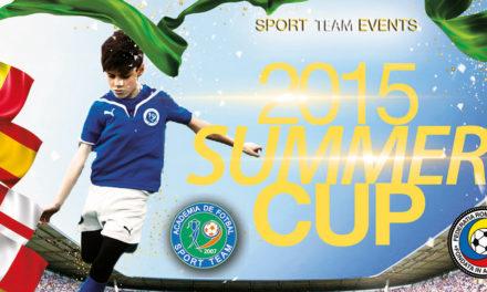 SummerCup 2015