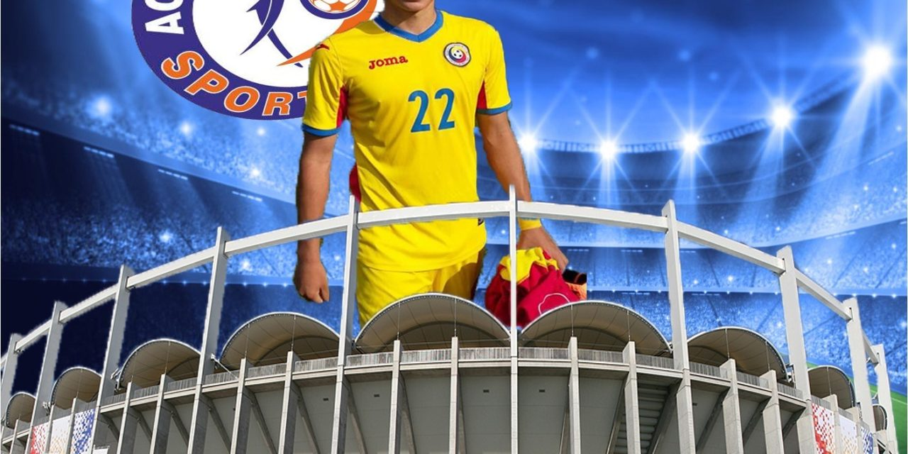 Fotbalistul zilei Sport Team – Radu Zamfir