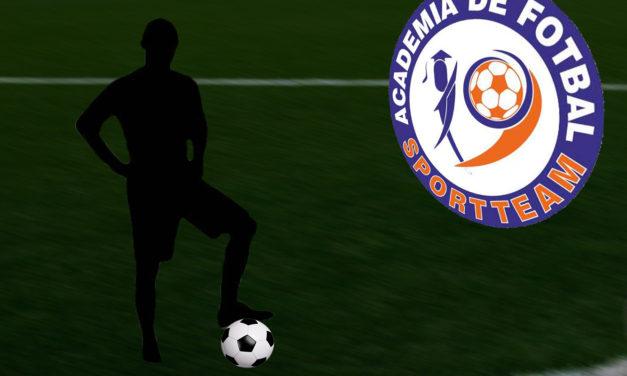 Academia de Fotbal Sport Team îşi deschide porţile